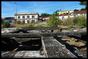 5-Estaleiros - Vista para a estrada