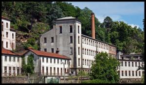 1-Vista geral da fábrica