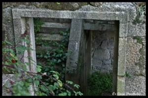 12- Hospício  - Ruinas vistas do interior 2(CD)