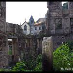 19-Hospício - Vistas do interior para a Capela (CD)