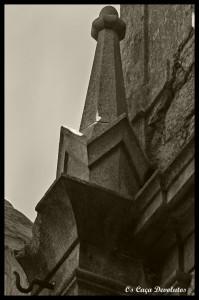 7-Capela do Senhor de Além - Pormenor arquitectónico) (CD)