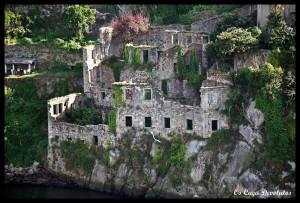 9- Ruinas do hospício visto da Ponte D.Luis