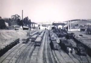 Mina-Complexo ferroviário
