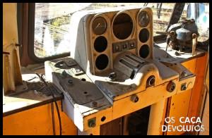 16- Sala de controle da automotora (cd)