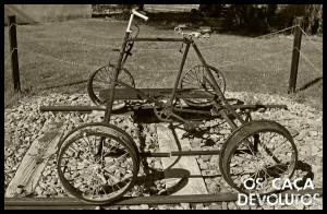 21 -Bicicleta para inspeção de linhas(cd)