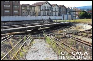 4 - Estação da Régua - Estrutura de retorno das máquinas(cd)