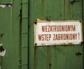 Fábrica na Polónia