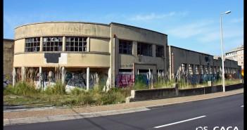Foto 1 - As instalações(CD)