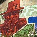 Foto 19 - Edifício para serviços sociais - Grafiti CD