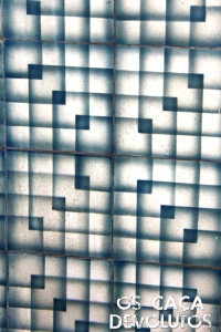 Foto 23- Edifício para serviços sociais - Parede de azulejos CD