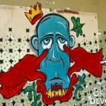 Foto 24- Edifício para serviços sociais - Grafiti 2 CD