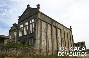 Foto 4 - Fachada Sul da Casa das Máquinas CD