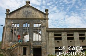Foto 5 - Fachda Norte da Casa das Máquinas CD