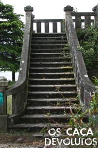 Foto 7 - Escadas de acesso à Casa das Máquinas CD